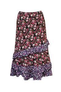 Margarita Skirt Floral