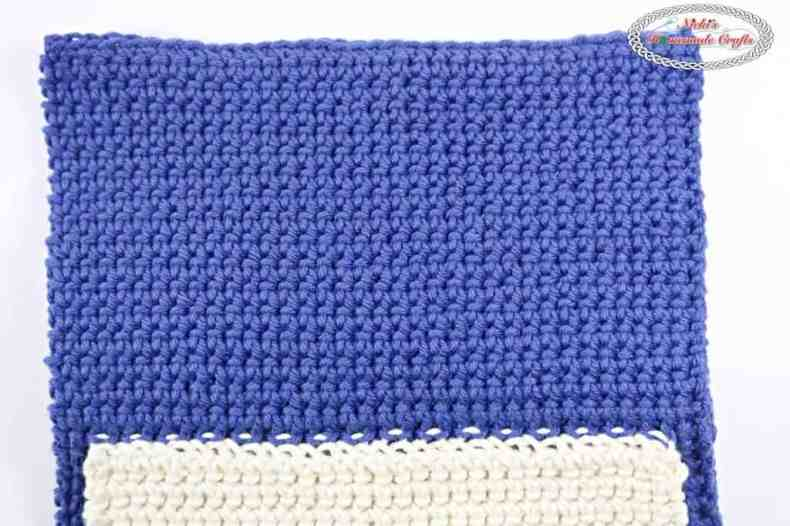 Diy Crochet Book Cover ~ Book cover free crochet pattern nicki s homemade crafts