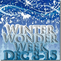 Bloggers Wanted: Winter Wonder Week