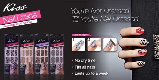 Kiss Nail Dress