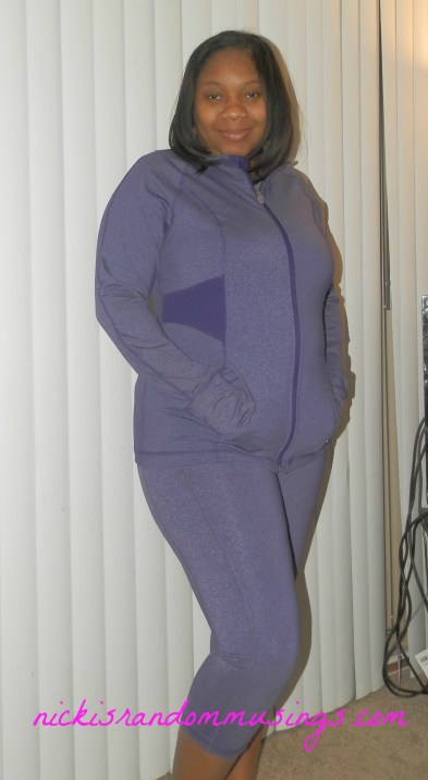 Old Navy Activewear suit - Nicki's Random Musings