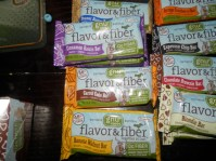 Flavorful Fiber Bars