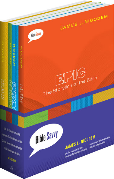 Do You Want To Be Bible Savvy?