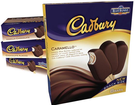 Cadbury Ice Cream Bars High Tea Party
