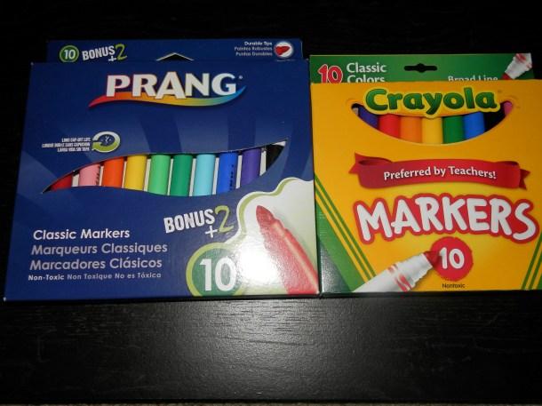 Prang vs. Crayola