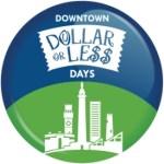 Downtown Baltimore Dollar Or Less Days