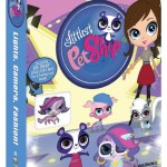Littlest Pet Shop: Lights, Camera, Fashion on DVD 12/17!