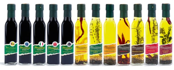 Give The Gift of Food: Benissimo Gourmet Cooking Oil Review