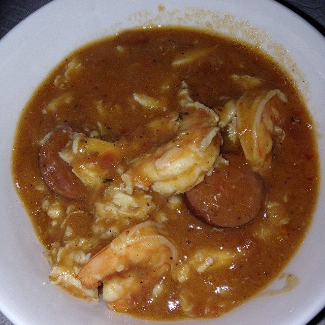 Nicki's Seafood Gumbo