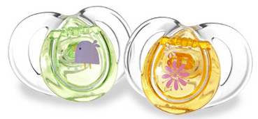 Girls-Clear-Pacifier-design