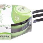 Green Earth Frying Pan 3-Piece Set by Ozeri Review