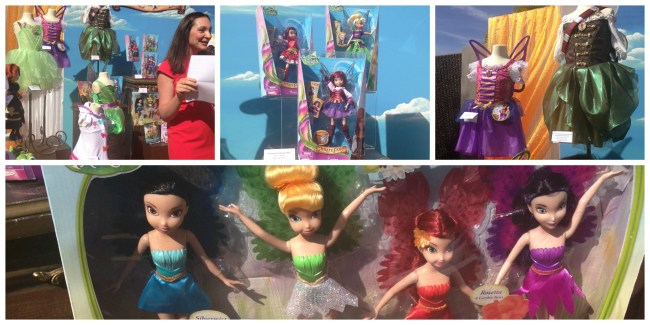 Disney's Pirate Fairy Toys, Clothes, Books & More Preview #PirateFairyBloggers