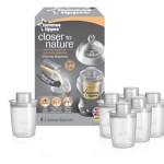 Tommee Tippee Formula Dispensers & Pacifier Review