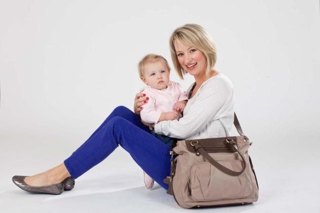 Stylish Baby Bags from TWELVElittle