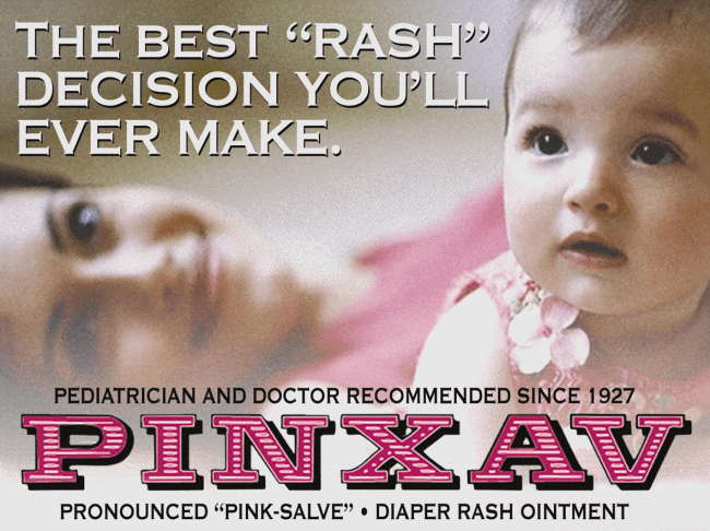 Rash Prevention & Protection with Pinxav