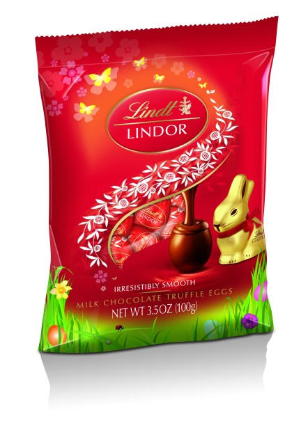467244_Lindor Milk Mini Eggs 3.5oz