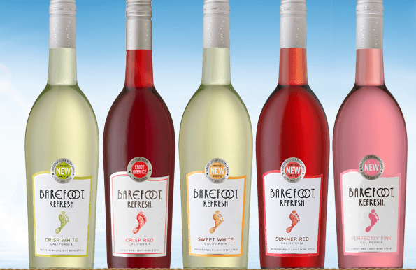 Barefoot Refresh Wine Review