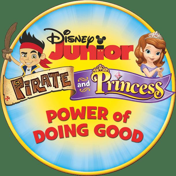 Disney Junior's Pirate and Princess Summer