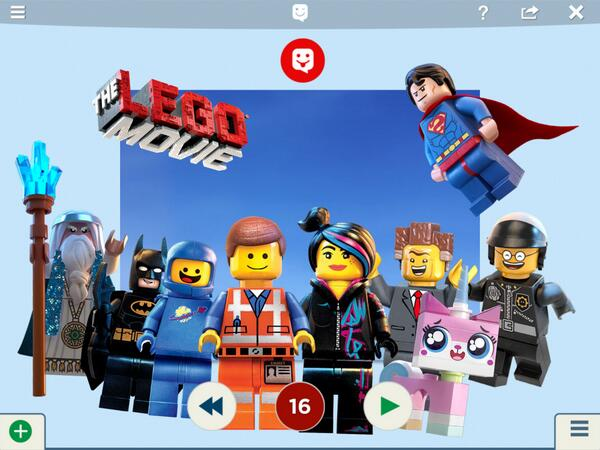 LEGO Movie Characters Take Over SKIT & Giveaway