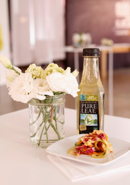 Photo Credit:  Photo used with permission from Pure Leaf Tea.   (Photo by Mireya Acierto/Getty Images for Pure Leaf Iced Tea)