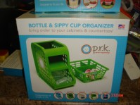 Bottle & Sippy Cup Organizer