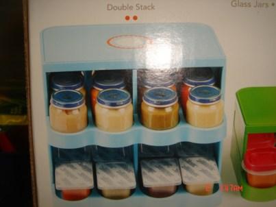 Jar Food Organizer