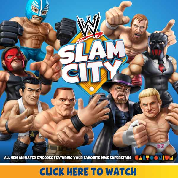 Triple H, Ice Buckets & New WWE Slam City Episode