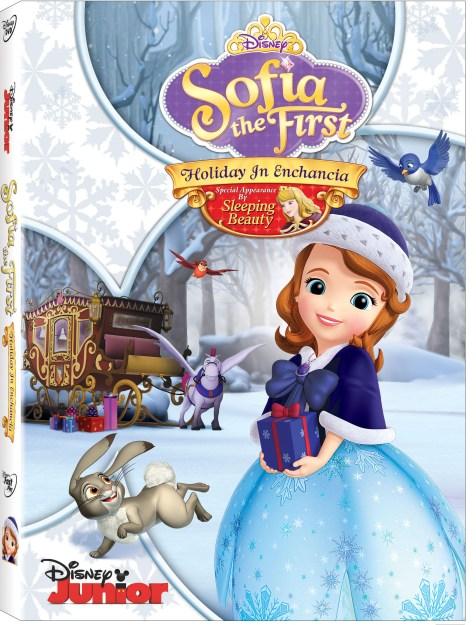 SofiaTheFirstHolidayinEnchancia_DVD