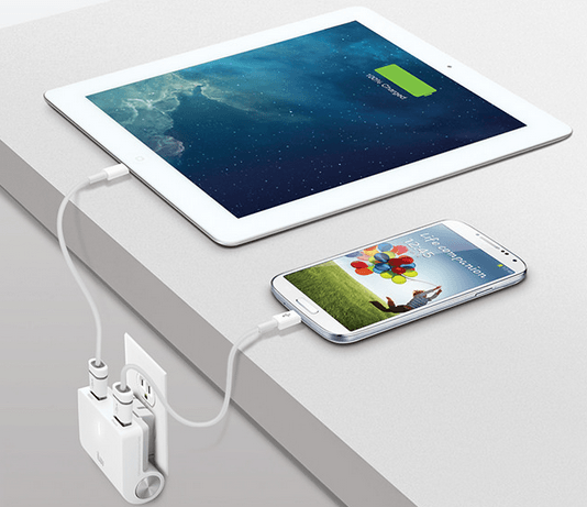 traveler wall charger - My Top Five Must Have iPhone Accessories