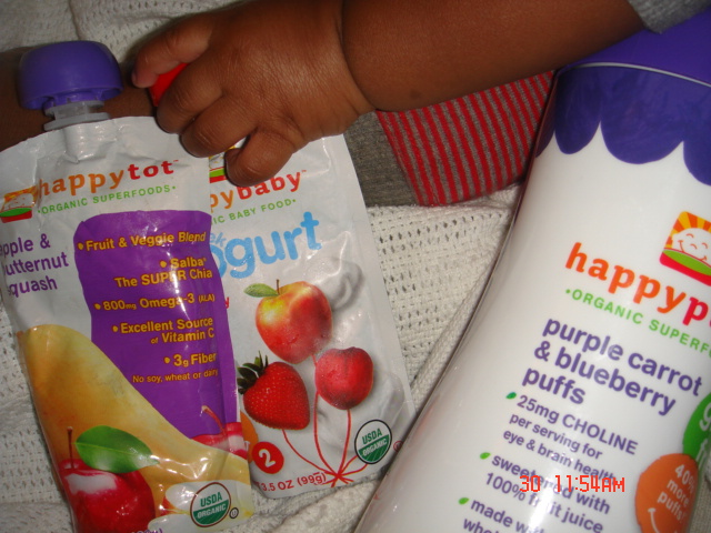I Have the Happiest Baby Thanks to Happy Family Brands