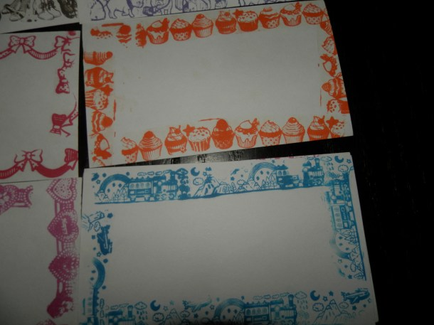 More Rolli Designs - Perfect for creating note cards, stationary, place cards and more.