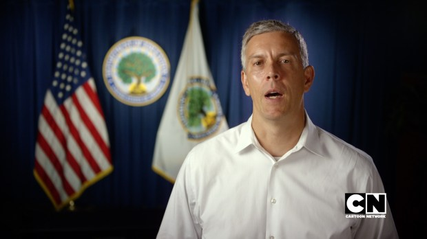 Secretary Education Arne Duncan I SPEAK UP