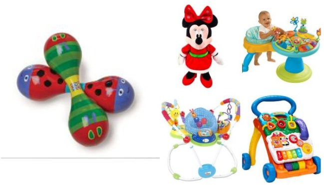 Gift Ideas for Babies, Infants & Toddlers