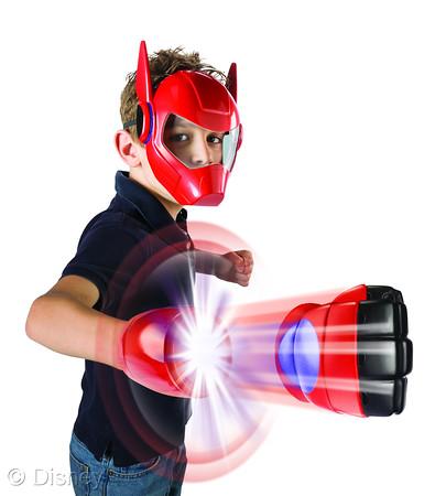 Big Hero 6 Power Fist