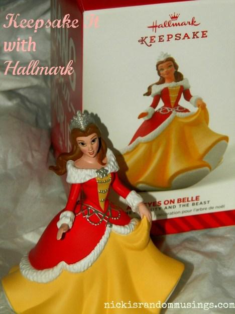 My Hallmark Keepsake Ornament Story