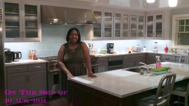 On The Set of black-ish #ABCTVEvent #BlackishABC