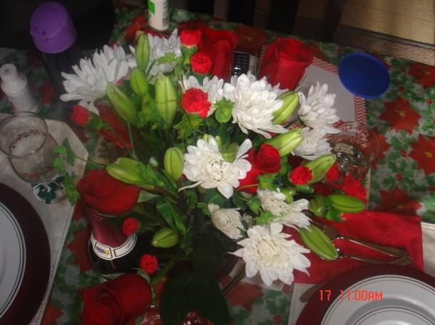 Joys and Christmas, Flora2000