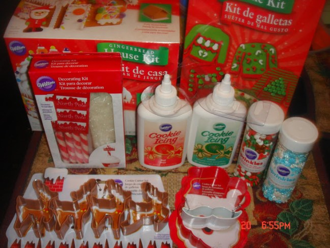 Holiday Baking and Fun with Wilton
