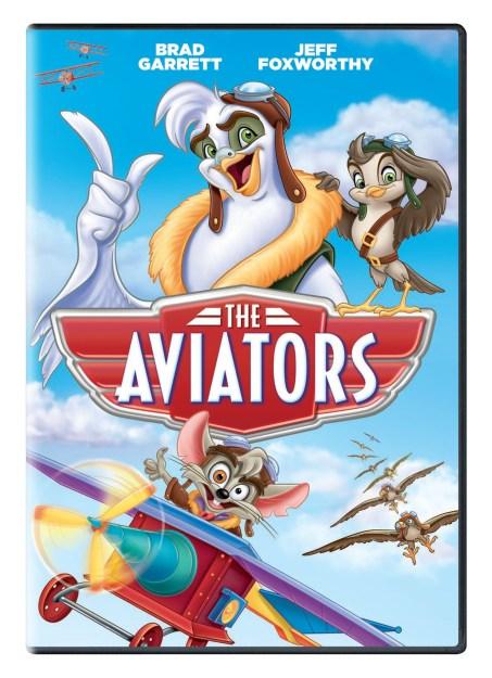 The Aviators DVD 2D