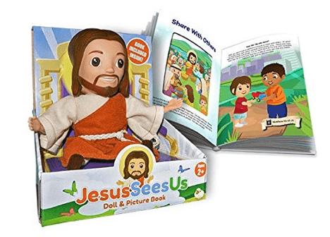 Jesus Sees Us Review #JesusSeesUs