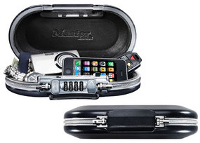 Secure Your Valuables On The Go with Master Lock