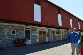 Barn at Hershey Campgrounds