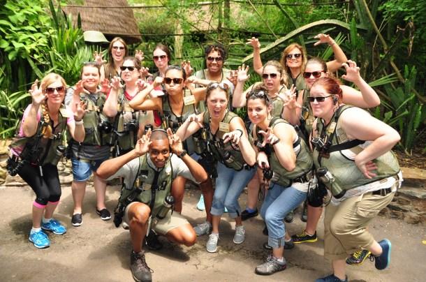 Wild Africa Trek 003