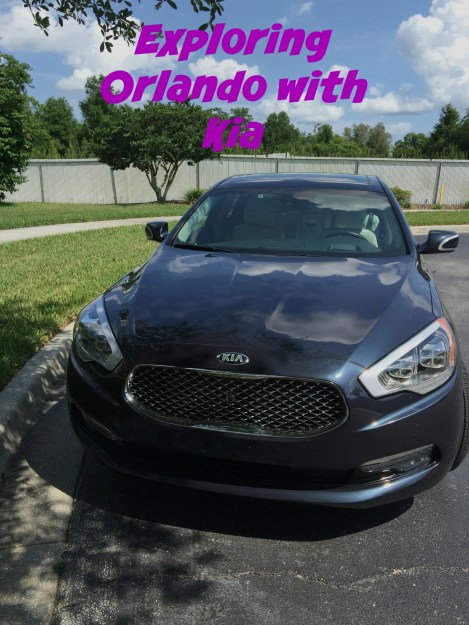 Exploring Orlando with Kia #KiaDriveFL