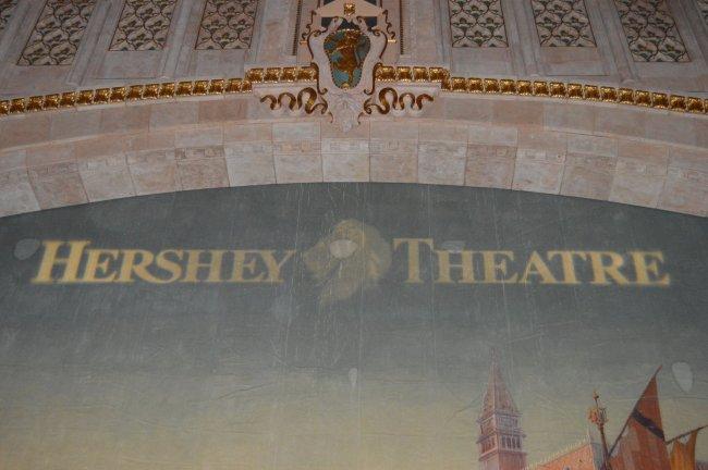 Beautiful, Fascinating, Stunning: The Hershey Theatre