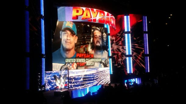WWE Payback: Excitement from Beginning to End #WWEMoms #WWEPayback