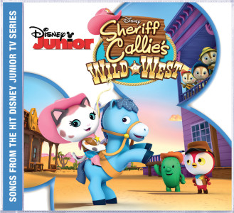 Sheriff Callie's Wild West Soundtrack Giveaway