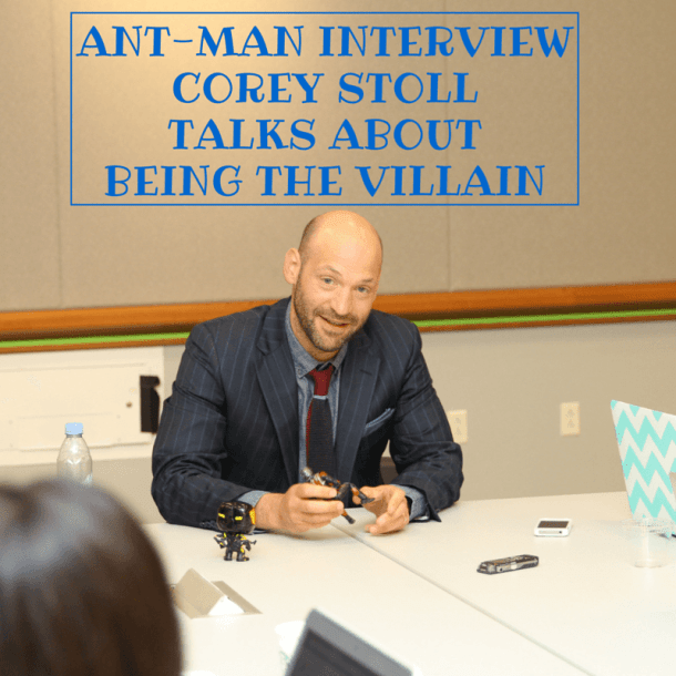Ant-Man Interview: Corey Stoll on Being the Villain