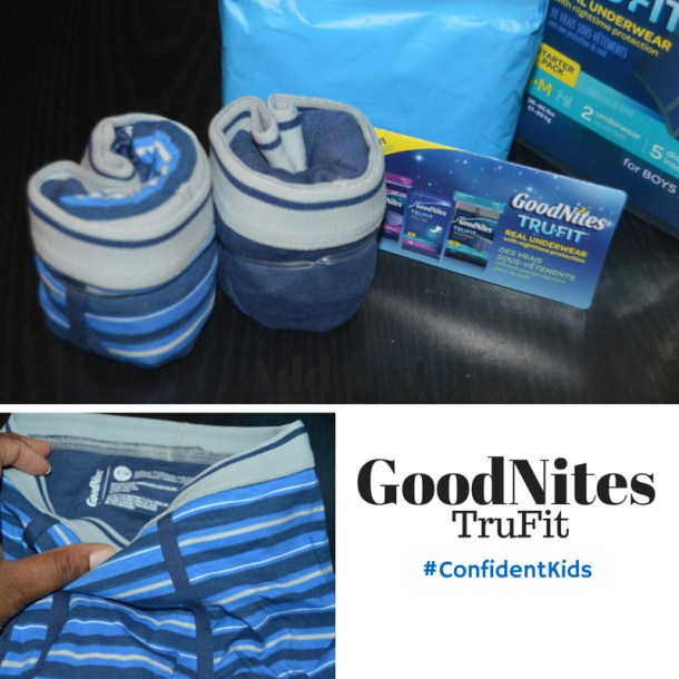 Build Confidence, Stop Nighttime Bedwetting with GoodNites TruFit #ConfidentKids #CBias