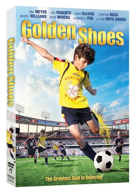 Golden Shoes DVD Review Plus Giveaway